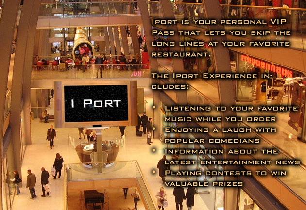 The IPort Service