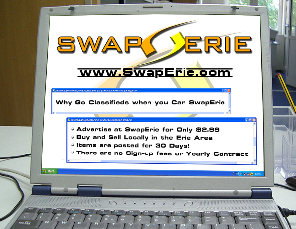 SwapErie Full Page Flyer
